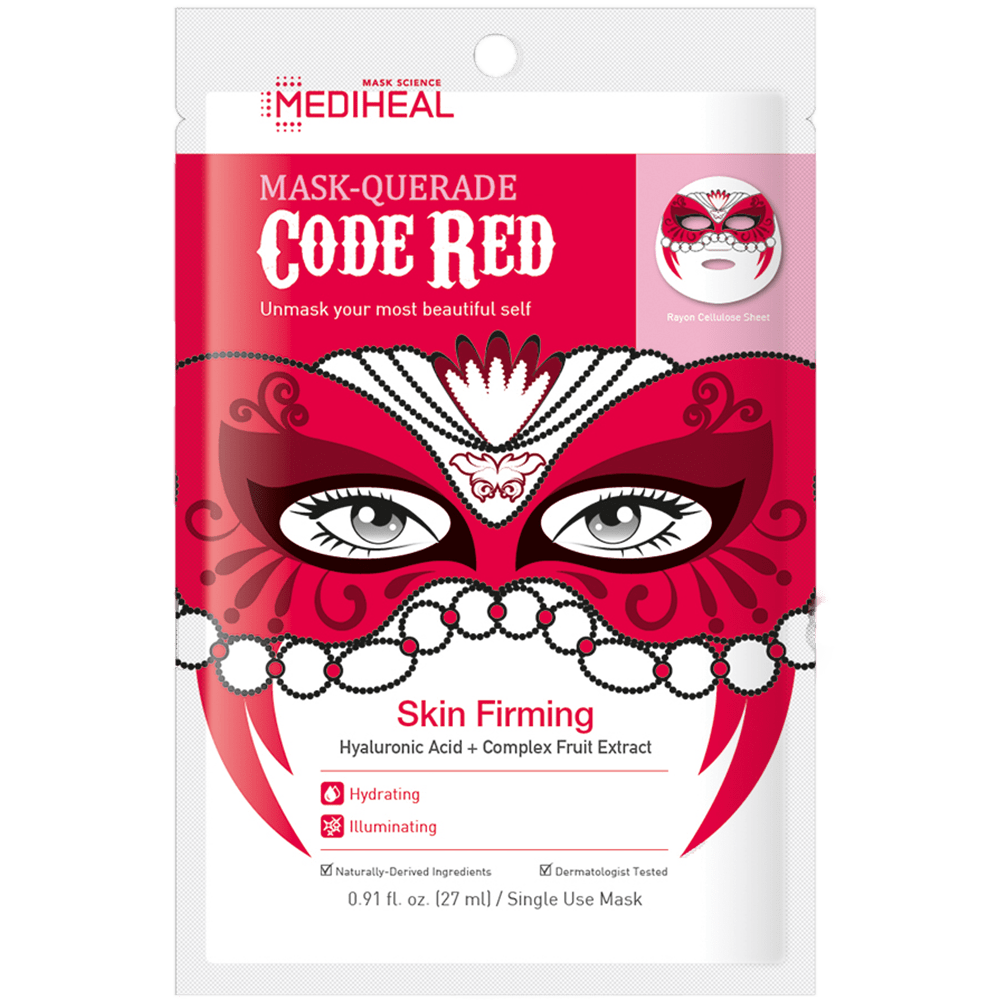 Gift Product - Mask-Querade Code Red Mask