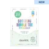 Soothing Bubble Tox Serum Mask - [brand_name]