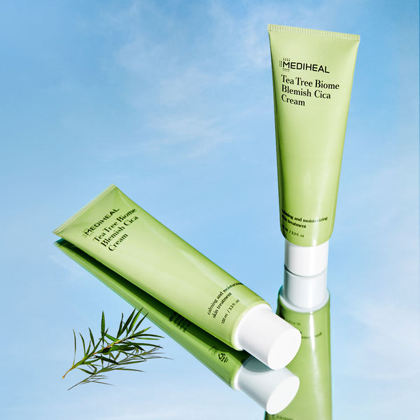 Tea Tree Biome Blemish Cica Cream - [brand_name]
