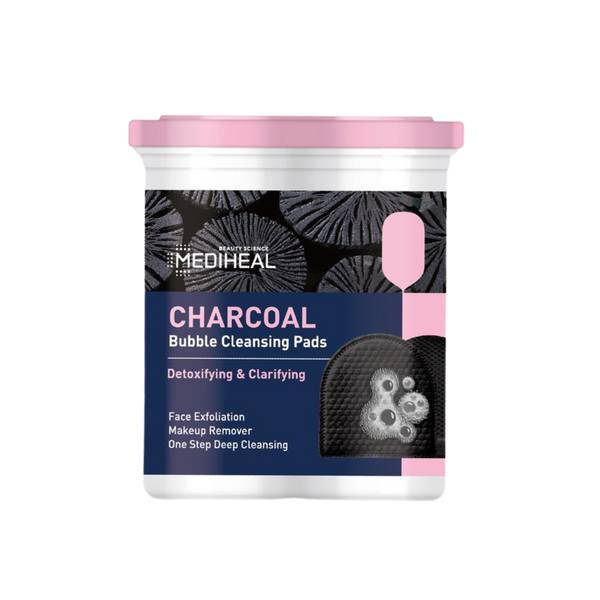Charcoal Bubble Cleansing Pad - [brand_name]