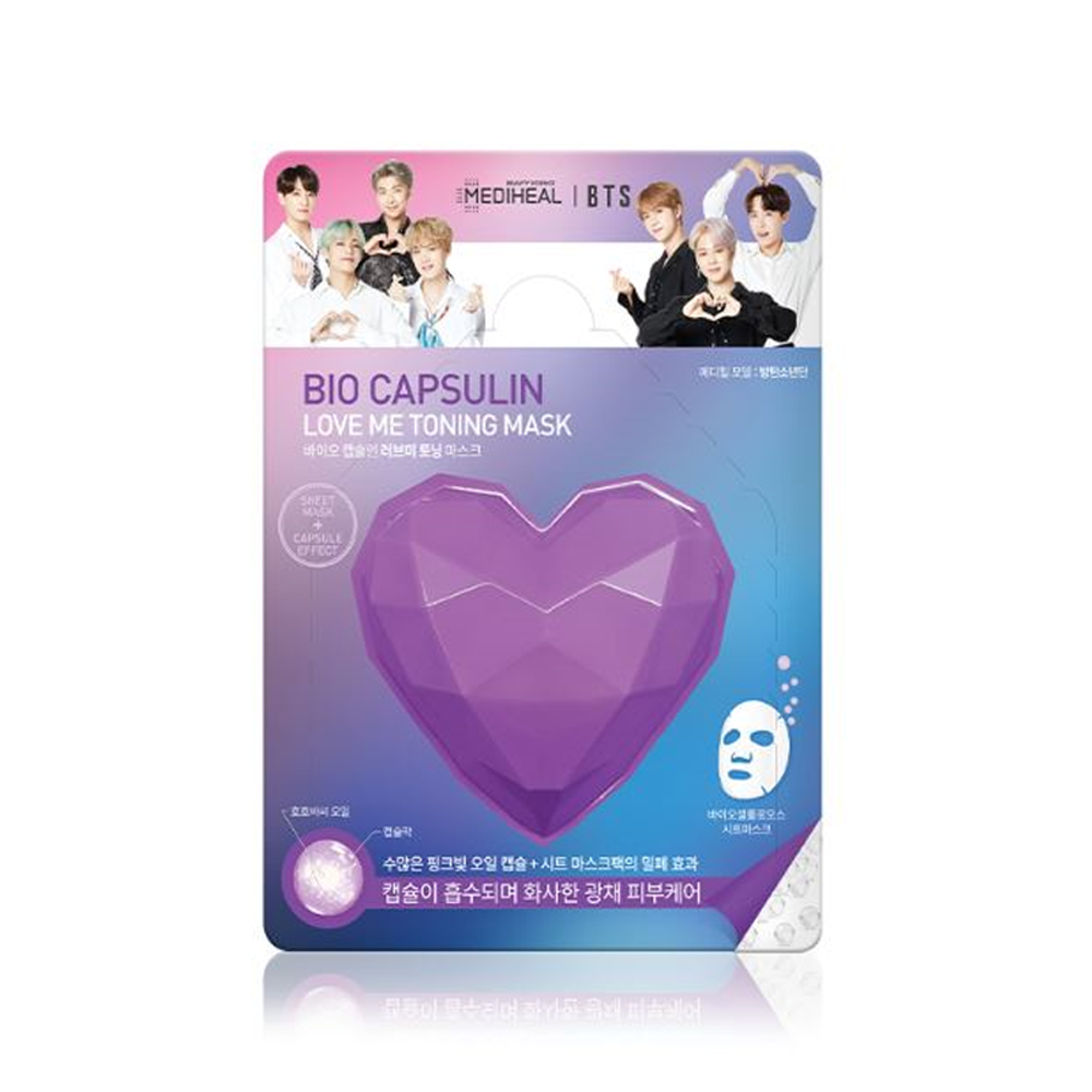 Mediheal Bio Capsulin Love Me Toning Mask (13ml)