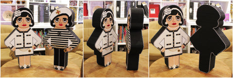 Chanel Dolls The Point of it All #DL-5 and #DL-6