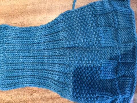 Advanced Beginner Knitting
