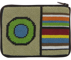 Alice Peterson #SZ204 Coin/Credit Card Purse