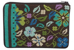 Alice Peterson #SZ588 Purse/Cosmetic Case