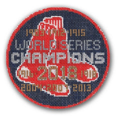 CBK # 1054 Red Sox World Series