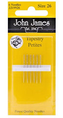 John James Size 26 Tapestry Petites Needles # JJ19926