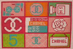 Kimberly Ann Needlepoint # SF08B