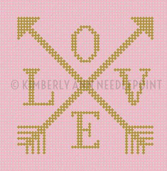Kimberly Ann Needlepoint # SS-01B