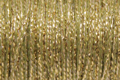 Kreinik # 5835 Golden Olive Metallic