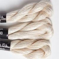 Pepper Pot Silk # 003 Cream