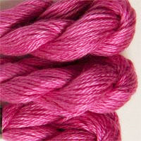 Pepper Pot Silk # 024 Raspberry