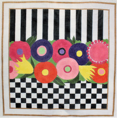 Sew Much Fun - Colorful Flowers