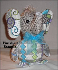 Sew Much Fun Elmer Elephant 3-D Animal