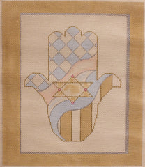 Sew Much Fun Star Hamsa with Stitch Guide
