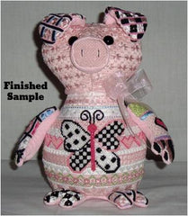 Sew Much Fun Petunia Pig 3-D Animal