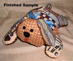 Sew Much Fun - Ruffy Dog