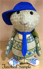 Sew Much Fun- Timmy Turtle with Stitch Guide