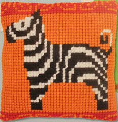 Vervaco # PN-0146835 Zebra Cross Stitch