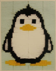 Vervaco # PN-0147436 Penguin Long Stitch
