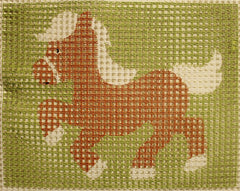 Vervaco # PN-0148056 Pony Needlepoint