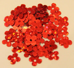 The Collection # CR-27 Red Flowers