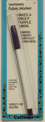 Notions Marketing - Vanishing Fabric Marker