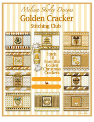 Melissa Shirley's Golden Crackers Stitching Club