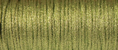 Kreinik # 087C Meadow Grass Cord Metallic