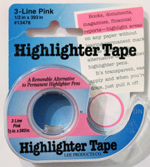 Notions Marketing # 134 Lee Products Highlighter Tape