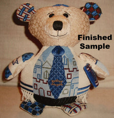 Sew Much Fun 3-D Bear Mitzvah