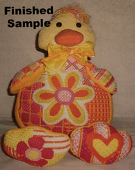 Sew Much Fun 3-D Daisy Duck