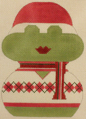 Sew Much Fun Girl Frog