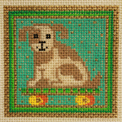 Wooly Dreams - Dog on Wheels