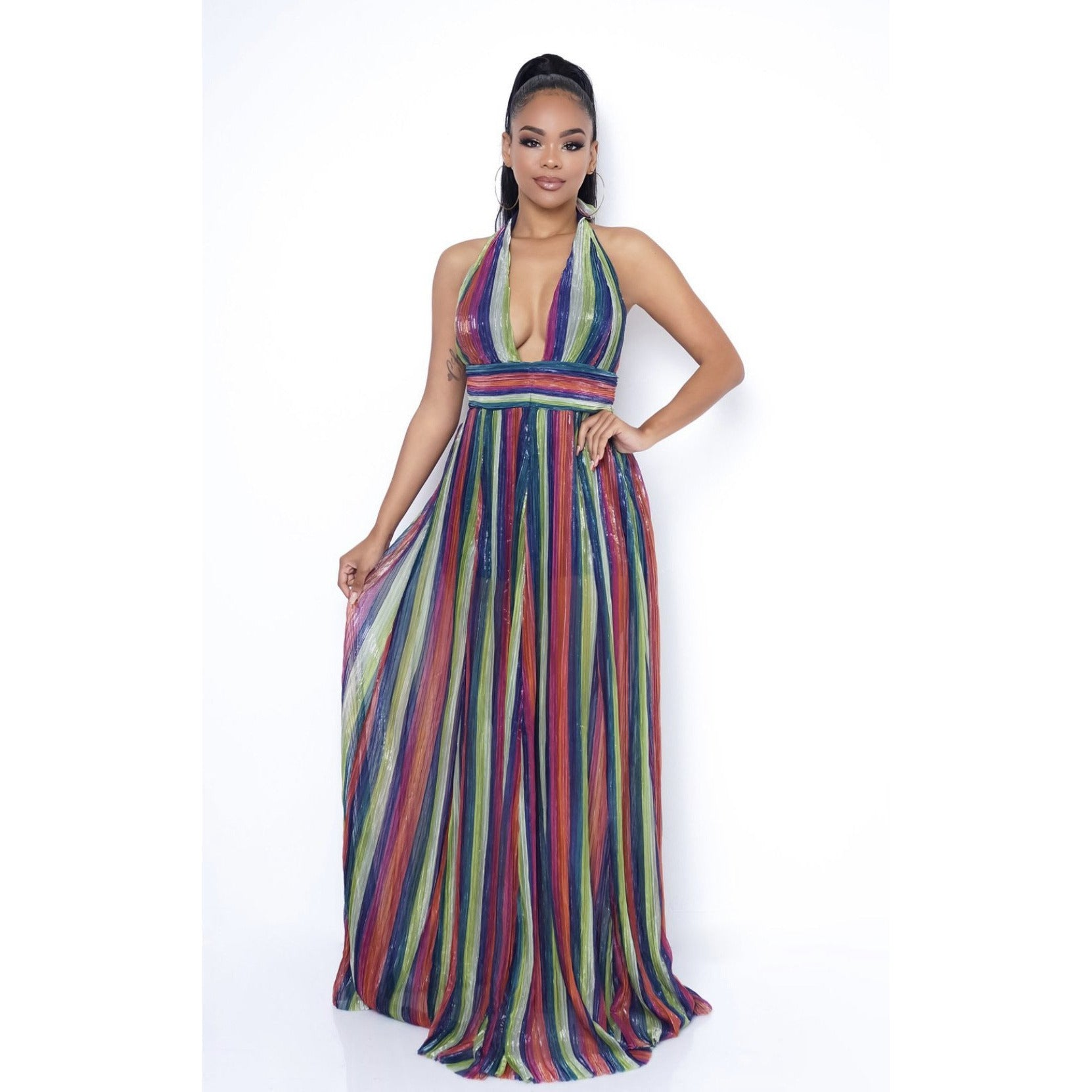 Beyond Beauty Maxi Dress