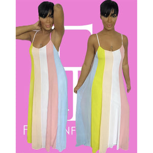 Icecream Deluxe Maxi Dress