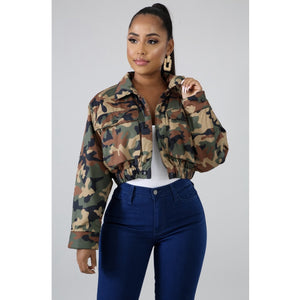 Ready For War Bomber Jacket