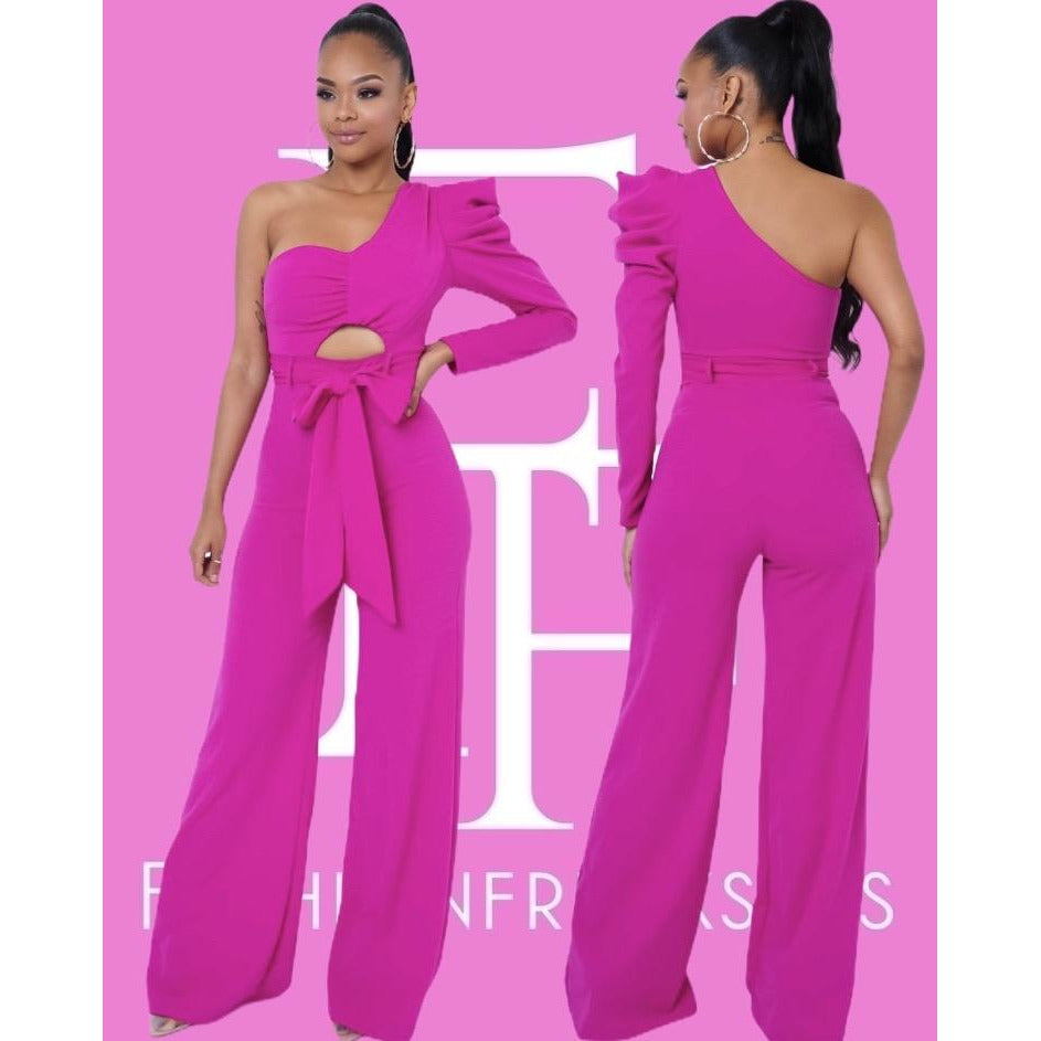 Mega Queen Jumpsuit