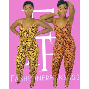 In The Wild Jumpsuit