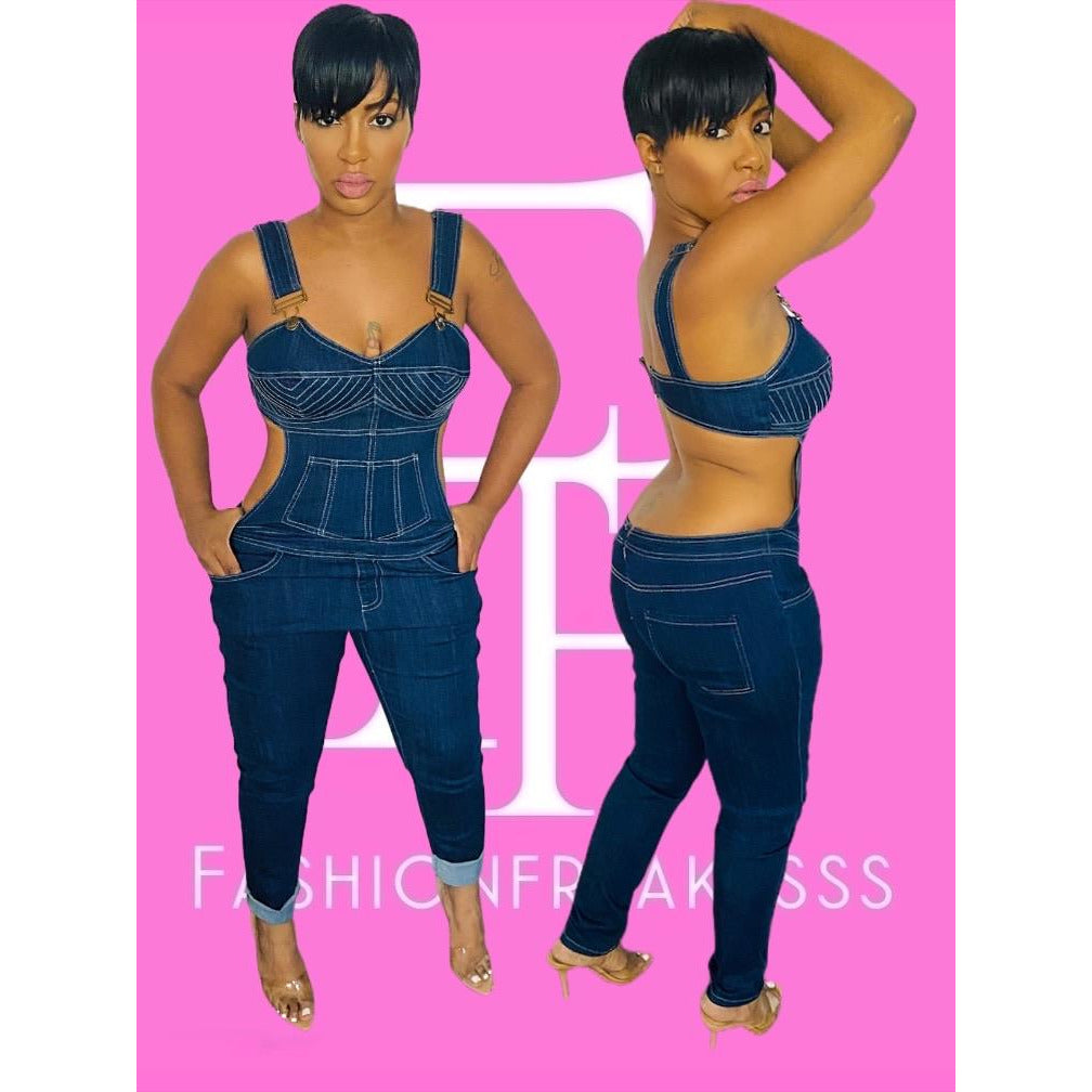 Hotties Only Jumpsuit