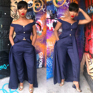 Ms Sophisticated Pants Set