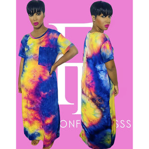 Chill Mode Dress (2 Colors)
