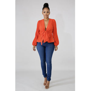 Touch of Class Blouse