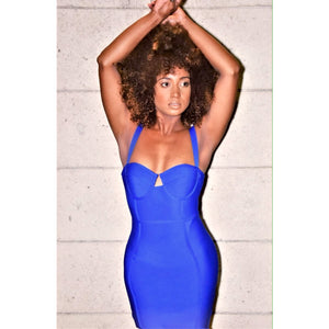 Royal Bandage Dress