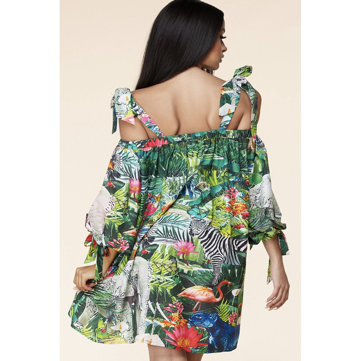 Jungle Doll Dress