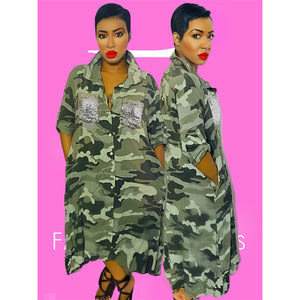Bombs Away Camo Tunic