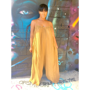 Pure Jumpsuit/Mocha