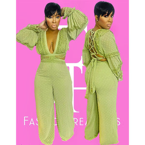 Spring Deluxe Jumpsuit