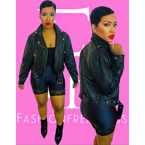 Hot Chic Biker Jacket