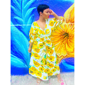 Sunflower Garden Dress